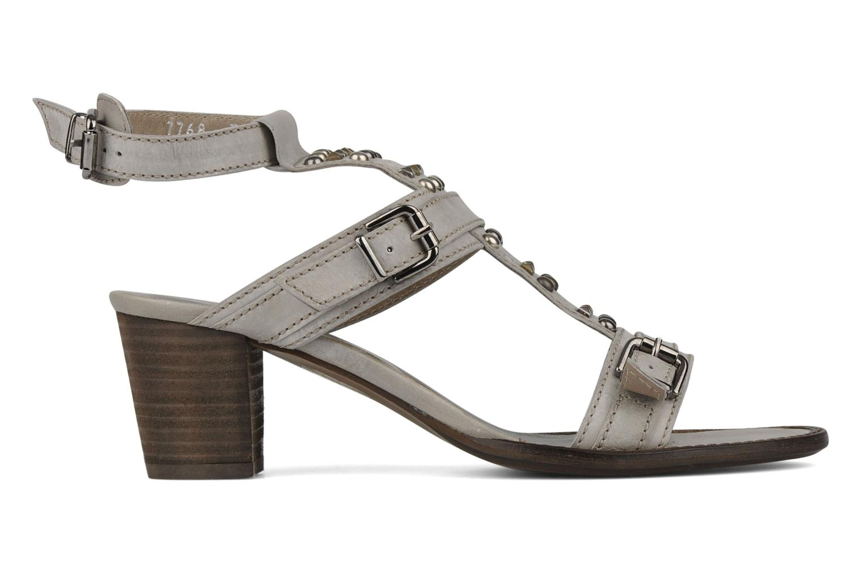 Sandales et nu-pieds Muratti Olpenitz Gris vue derrière
