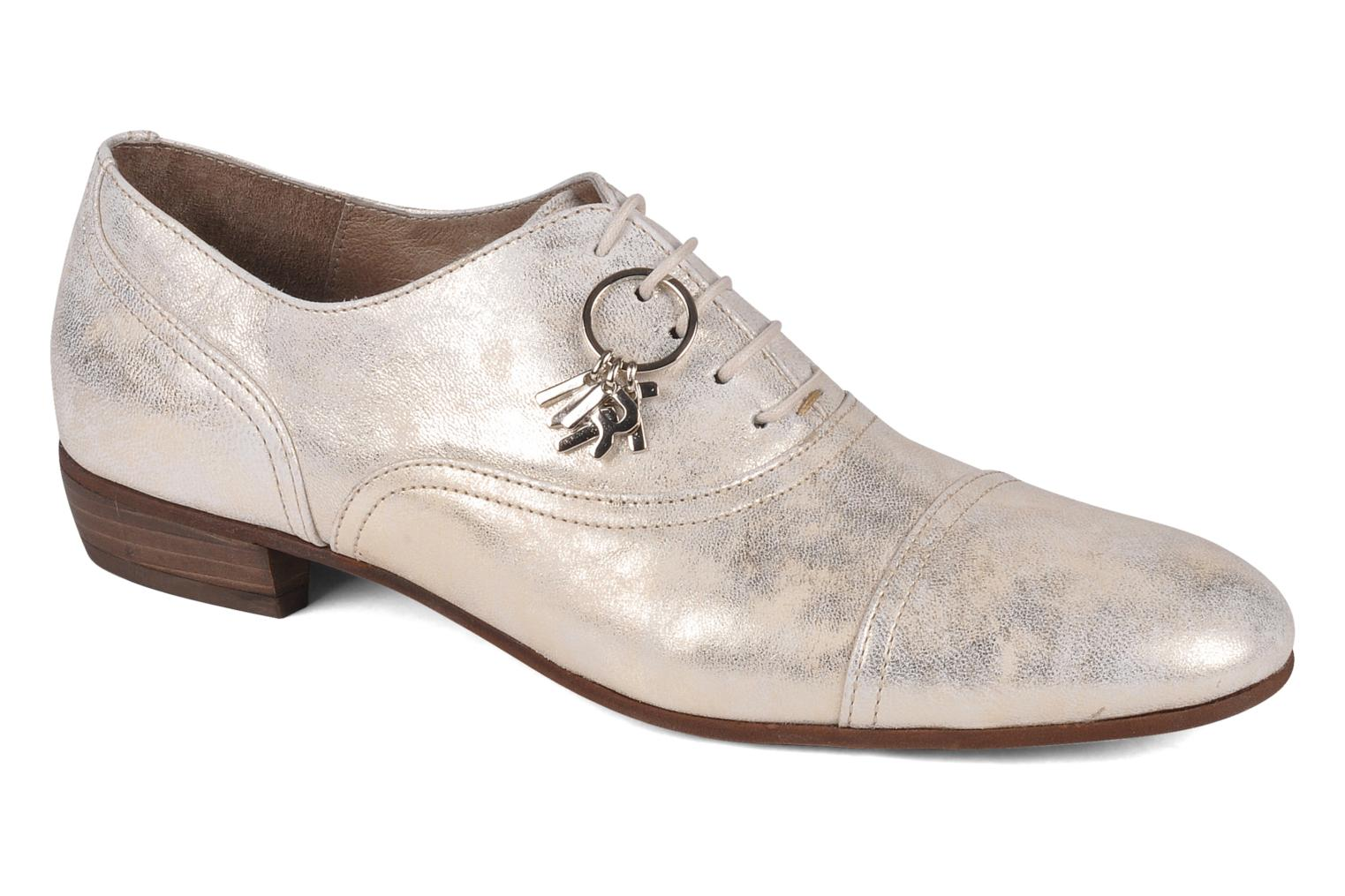 Lace-up shoes Muratti Hvar Beige detailed view/ Pair view