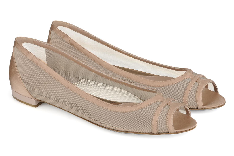 Ballerina's Azzaro Women Jadran Roze 3/4'