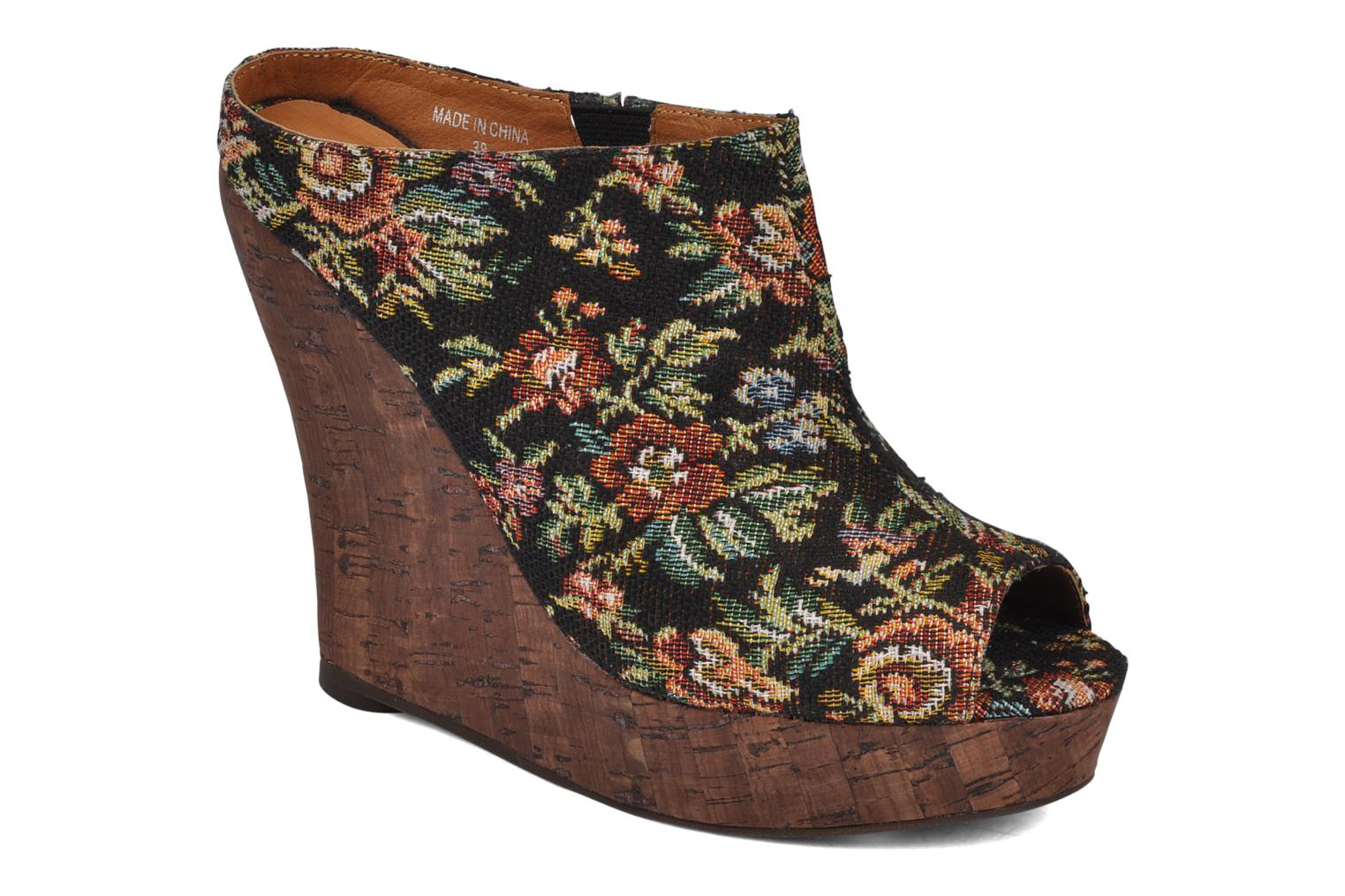 Wedges Jeffrey Campbell Leon Zwart detail