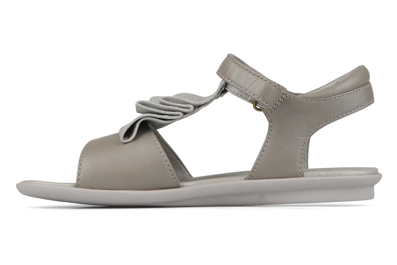 Sandali e scarpe aperte Camper Piruete 80240 Grigio immagine frontale