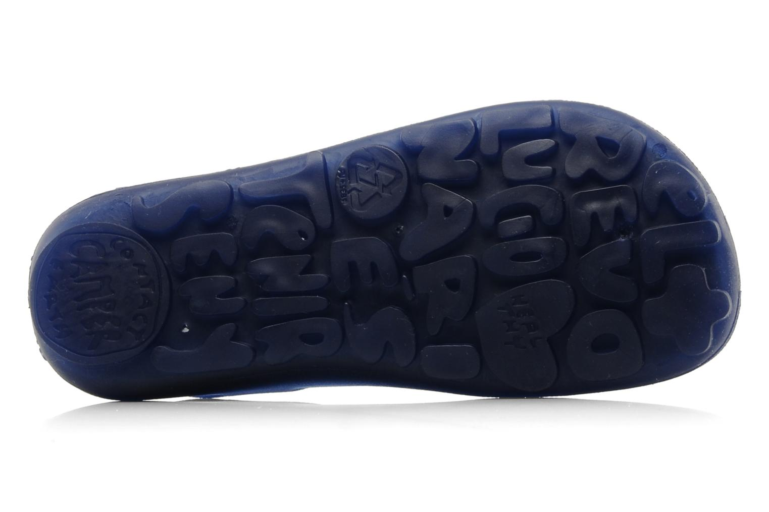 Sport shoes Camper Wabi 80057 Blue view from above