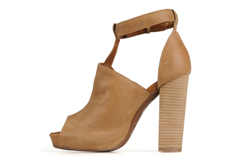 Sandali e scarpe aperte Friis & company Valerie Beige immagine frontale