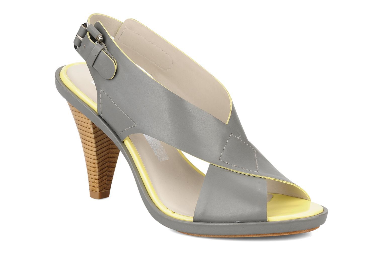 Hugalia Yellow and grey