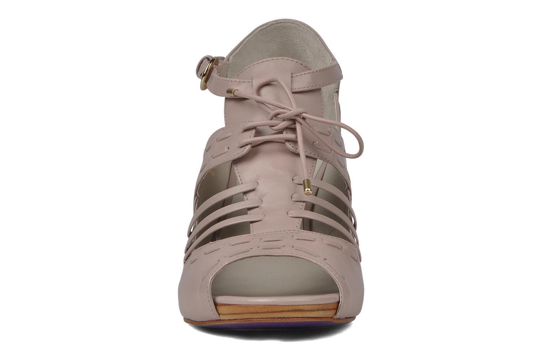 Sandaler Miezko Benka Pink se skoene på