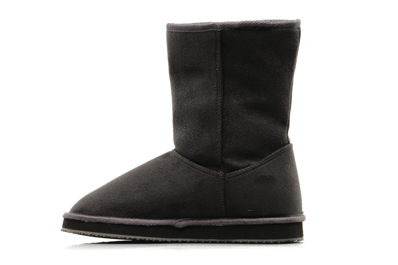 Boots en enkellaarsjes Buffalo Delfina Grijs voorkant