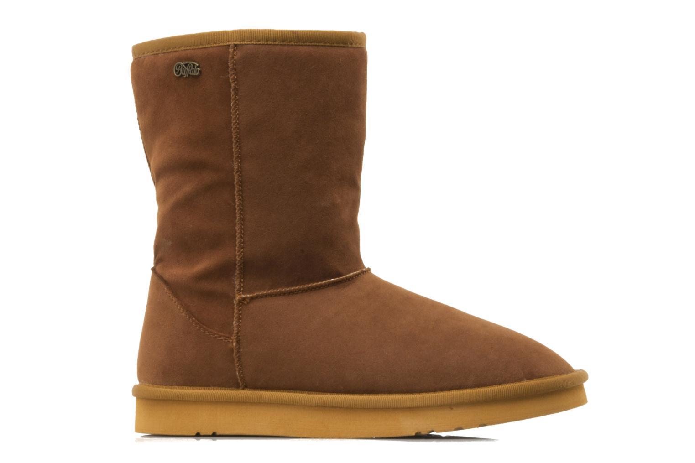 Stiefeletten & Boots Buffalo Delfina braun ansicht von hinten