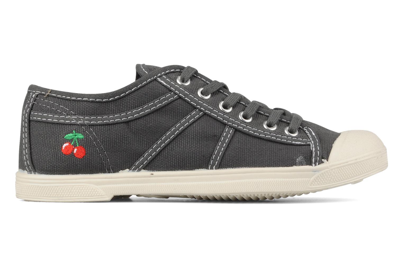 Sneaker Le temps des cerises Basic 02 grau ansicht von hinten
