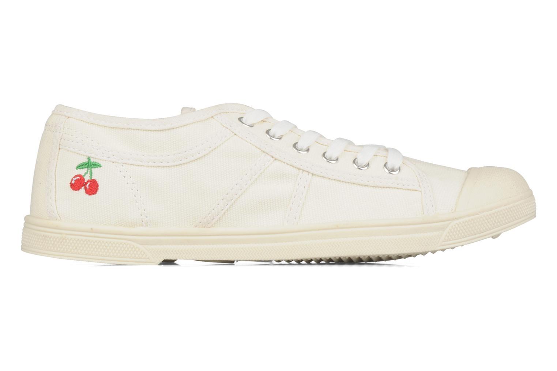 Sneakers Le temps des cerises Basic 02 Beige achterkant