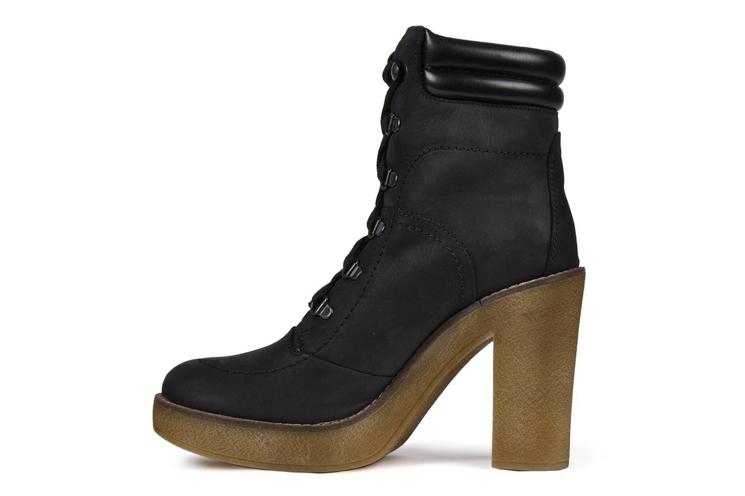 Ankle boots Jonak Galina Black front view