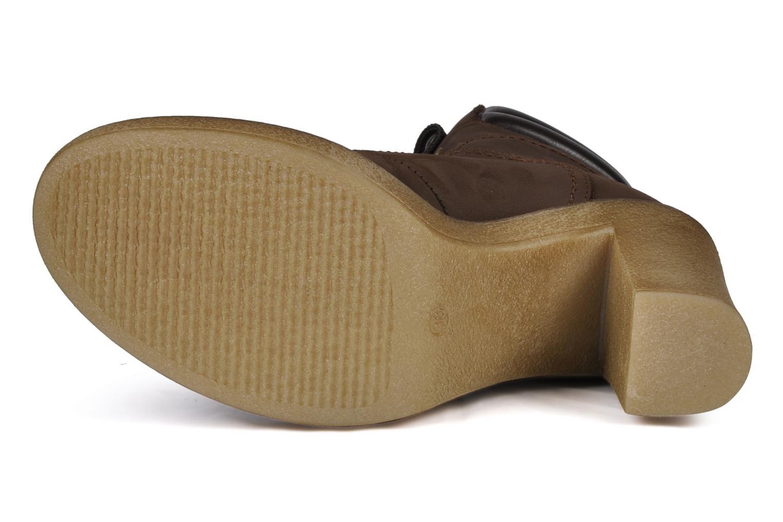 Boots en enkellaarsjes Jonak Galina Bruin boven