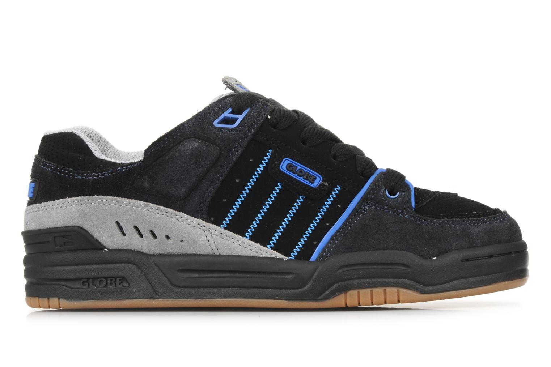 Chaussures de sport Globe Fusion Noir vue derrière