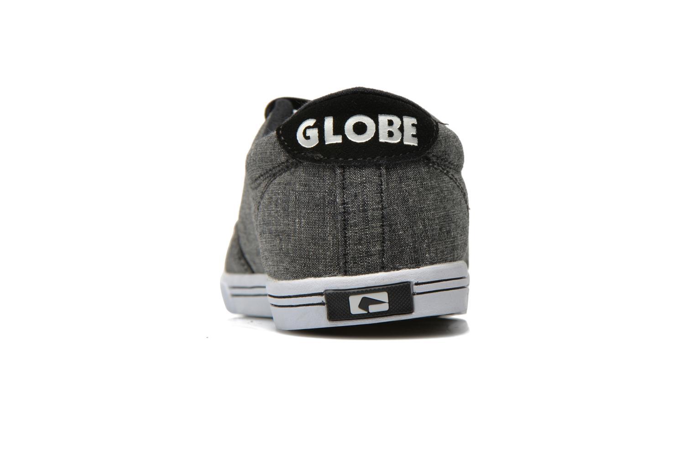 Chaussures de sport Globe Lighthouse slim Gris vue droite