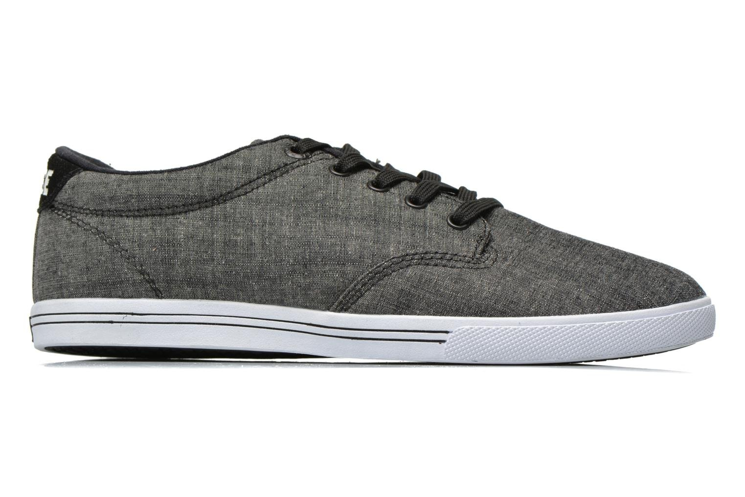 Lighthouse slim Black Chambray