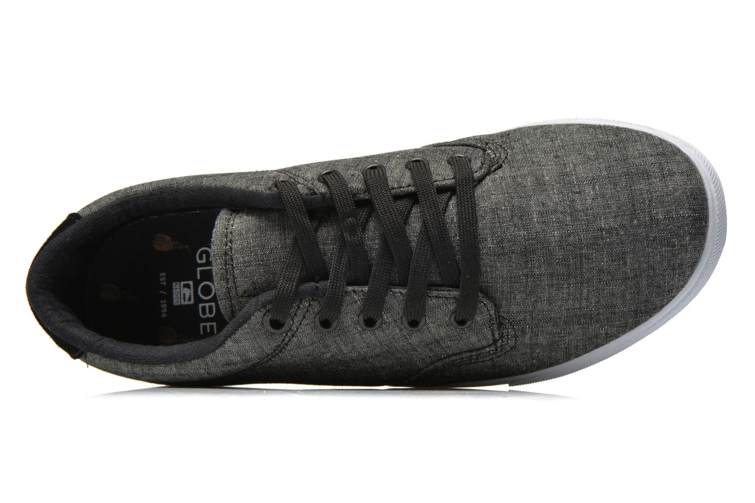 Sport shoes Globe Lighthouse slim Grey view from the left