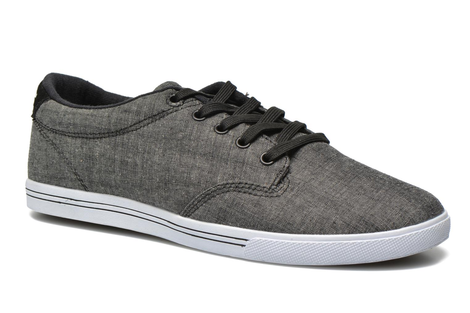 Sport shoes Globe Lighthouse slim Grey detailed view/ Pair view