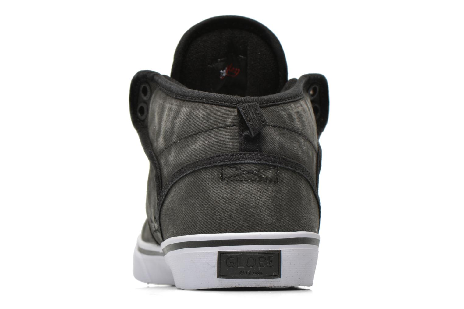 Sport shoes Globe Motley mid Grey view from the right