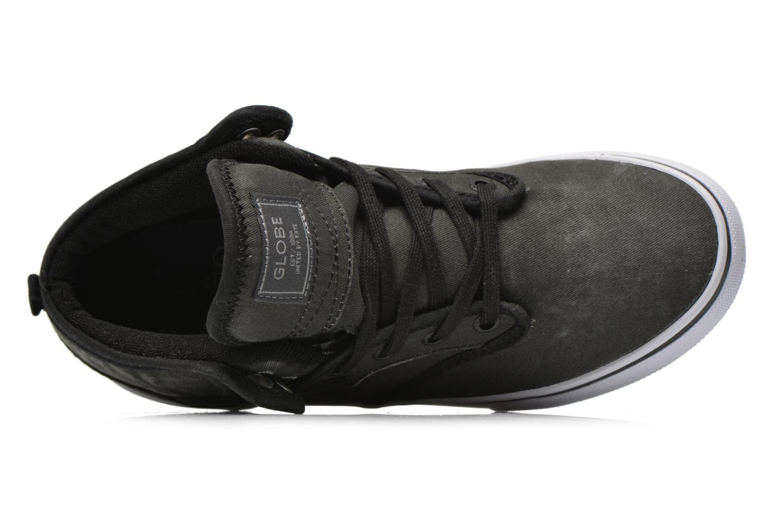 Sport shoes Globe Motley mid Grey view from the left