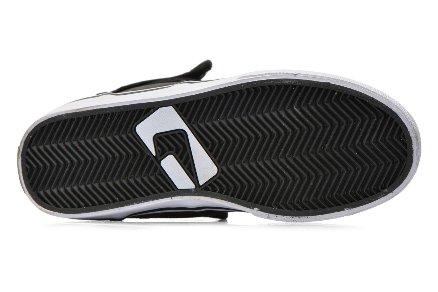 Sport shoes Globe Motley mid Grey view from above