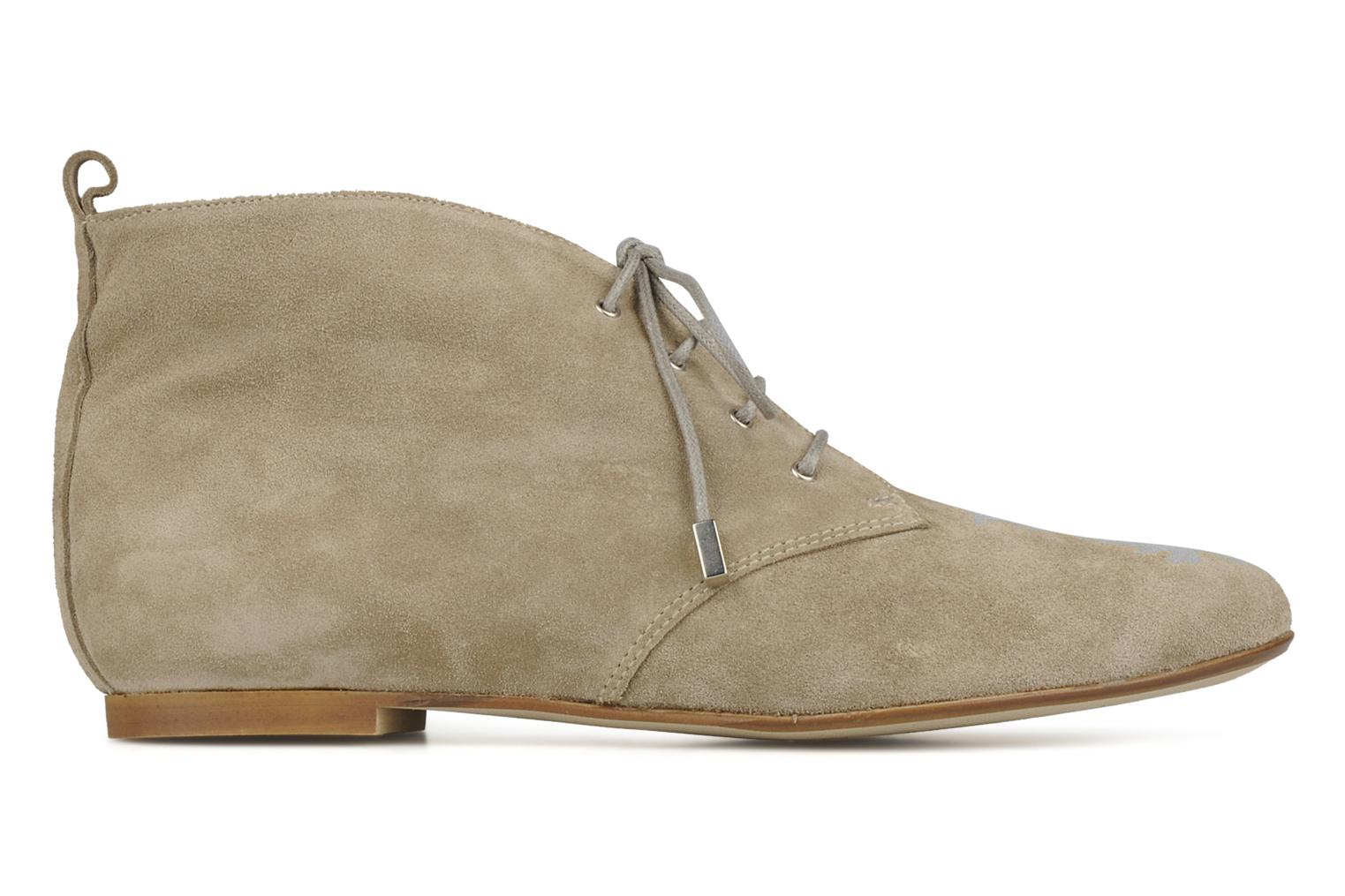 Ankle boots Emma Go Stella Beige back view