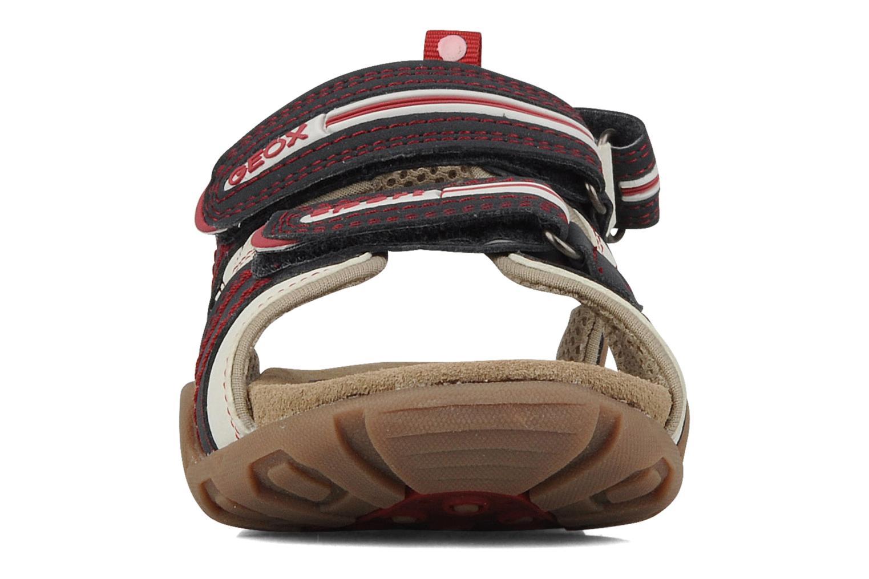 Sport shoes Geox J s.safari m White model view