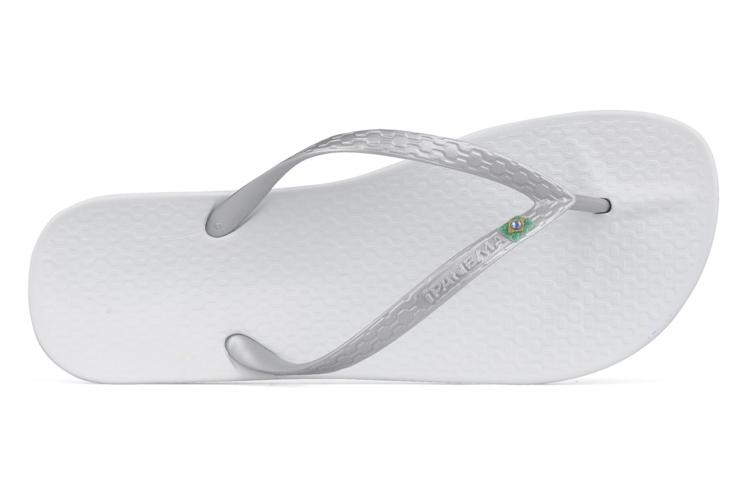 Flip flops Ipanema Anatomic brilliant iii f. White view from the left