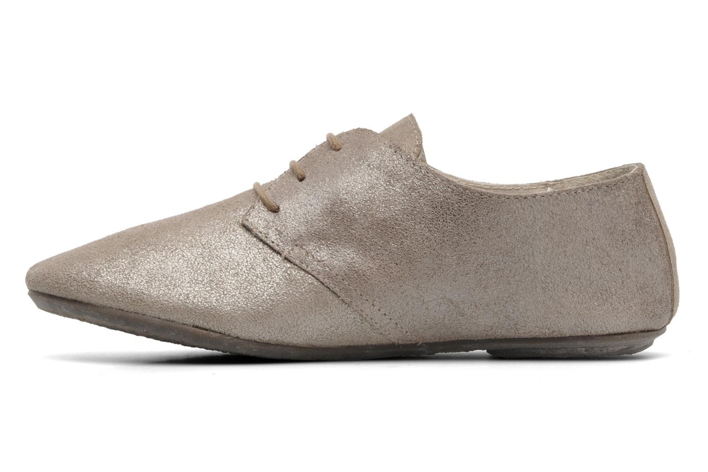 Chaussures à lacets Jonak Dacklo Beige vue face