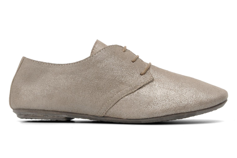 Chaussures à lacets Jonak Dacklo Beige vue derrière
