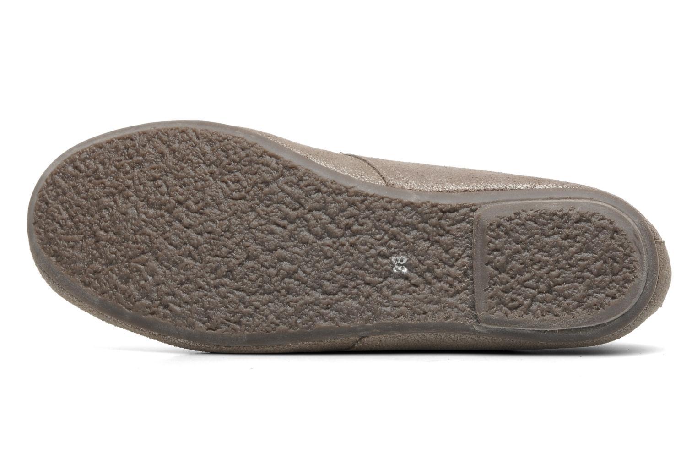 Chaussures à lacets Jonak Dacklo Beige vue haut