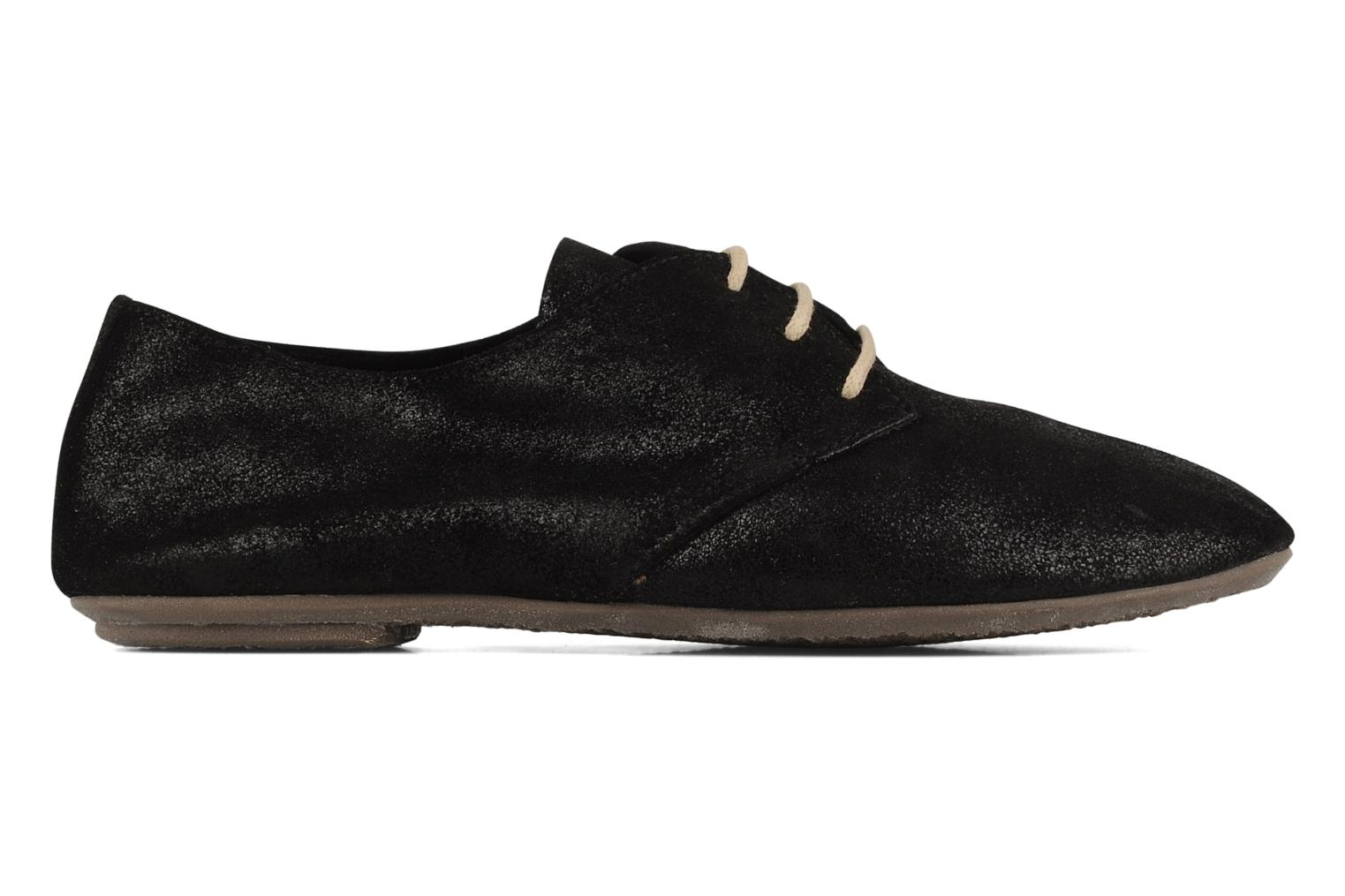 Lace-up shoes Jonak Dacklo Black back view