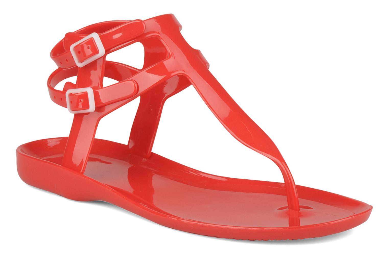 Sandalen Carvela Kink rot detaillierte ansicht/modell