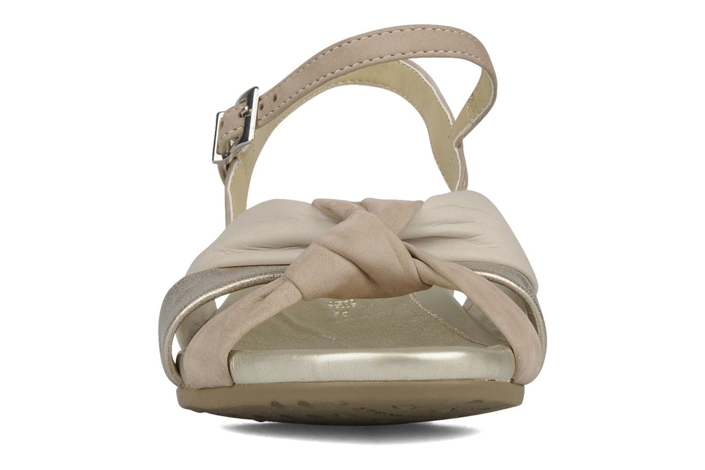 Sandali e scarpe aperte Stonefly Vanity 06 Beige immagine frontale