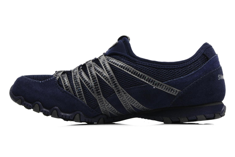 Sneaker Skechers Hot-ticket 21159 blau ansicht von vorne