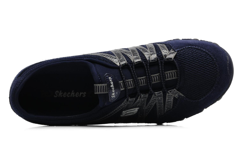 Sneaker Skechers Hot-ticket 21159 blau ansicht von links