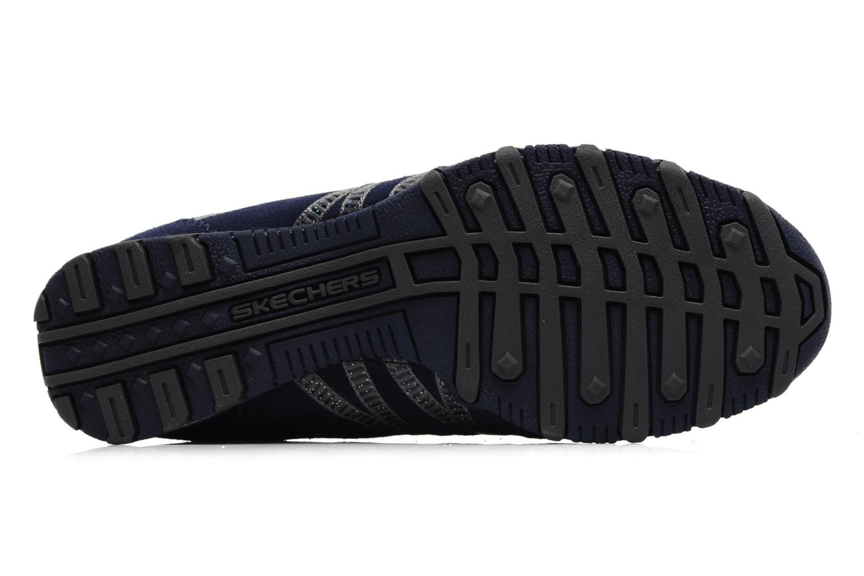 Sneaker Skechers Hot-ticket 21159 blau ansicht von oben
