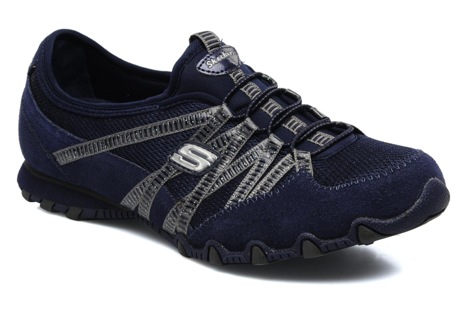 Navy Skechers Hot-ticket 21159 (Bleu)