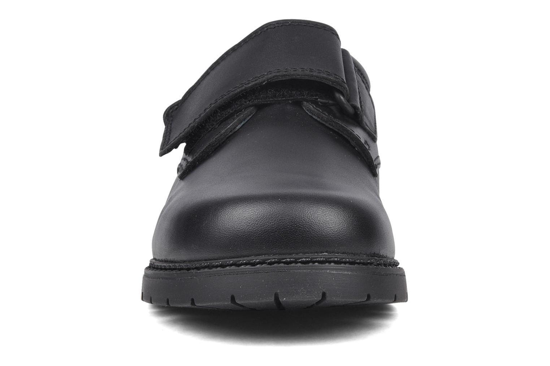 Velcro shoes Start Rite Will Black model view