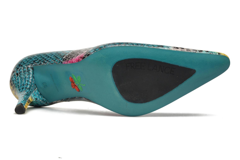 Jaspe 7 pumps Smerald Turquoise
