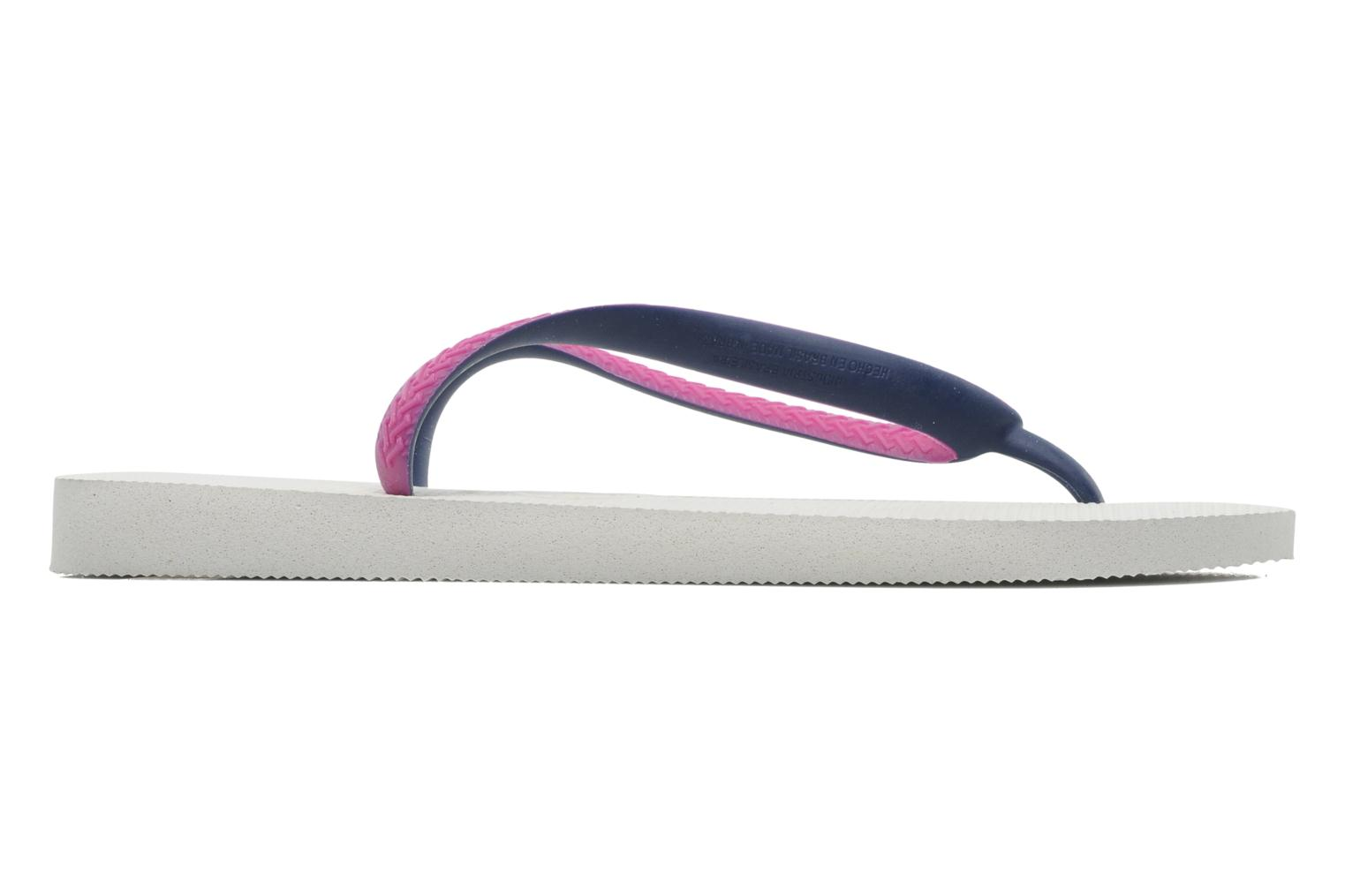Chanclas Havaianas Top Mix F Rosa vistra trasera
