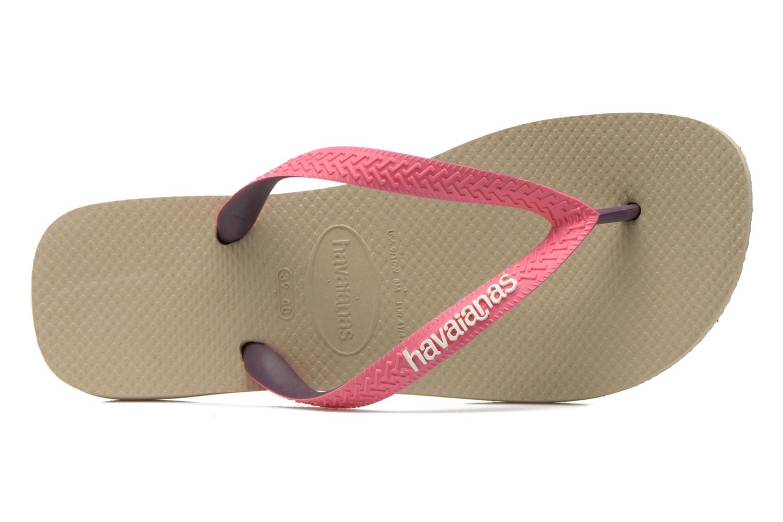 Top Mix F Sand Grey Pink