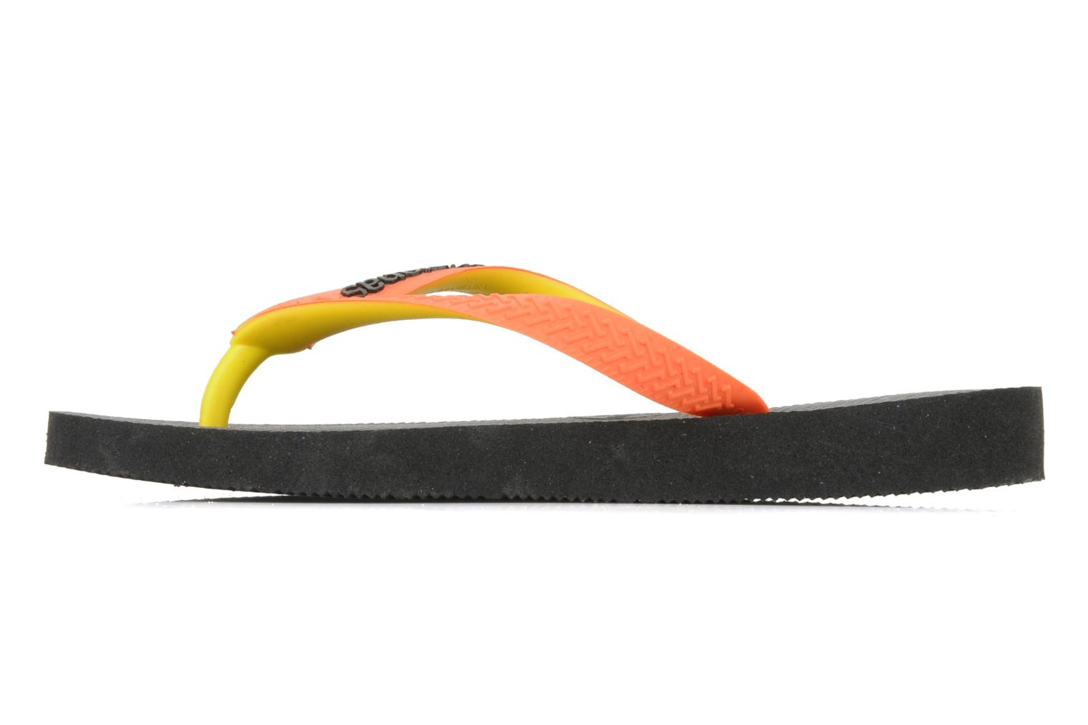 Tongs Havaianas Top Mix F Noir vue face