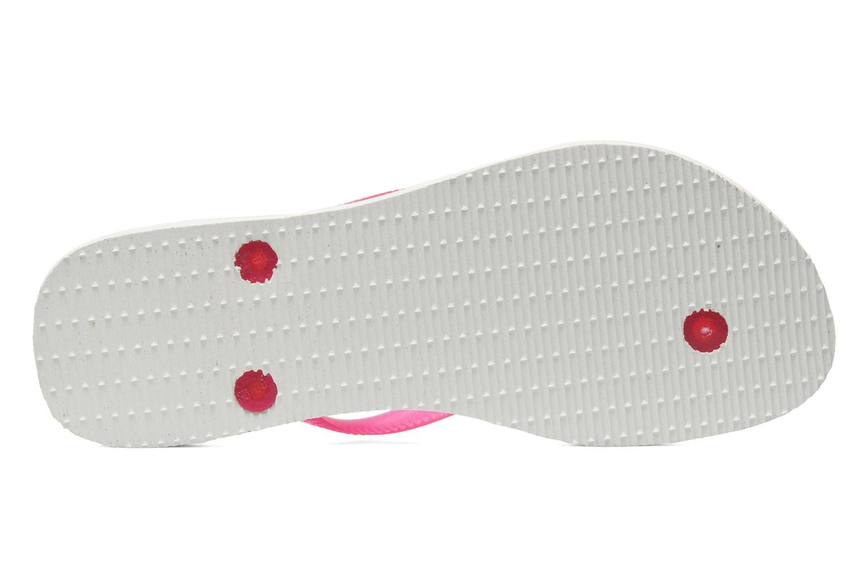 Flip flops & klipklapper Havaianas Slim logo femme Pink se foroven