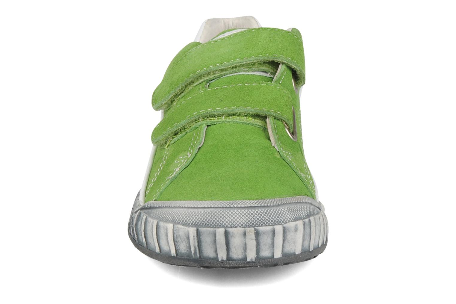 Trainers Naturino Mistral Green model view