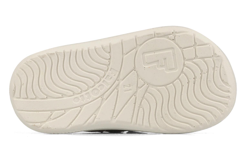 Sandali e scarpe aperte Naturino Joey Grigio immagine dall'alto