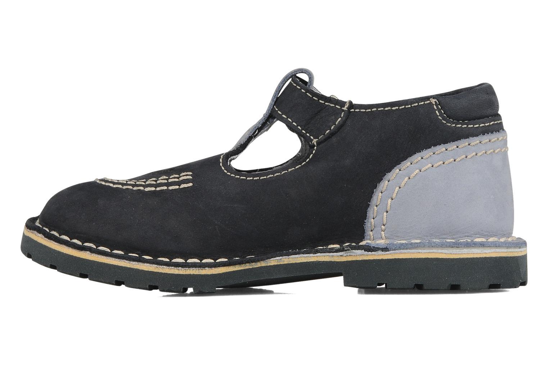 Stiefeletten & Boots Kickers Liko blau ansicht von vorne