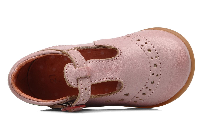 Bottines et boots Kickers Selena Rose vue gauche