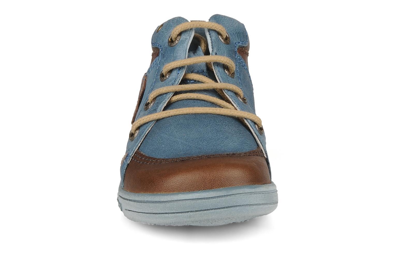 Stiefeletten & Boots Kickers Travis blau schuhe getragen