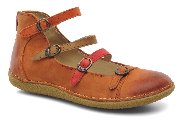 Zapatos promocionales Kickers Honore (Marrón) - Bailarinas   Zapatos casuales salvajes