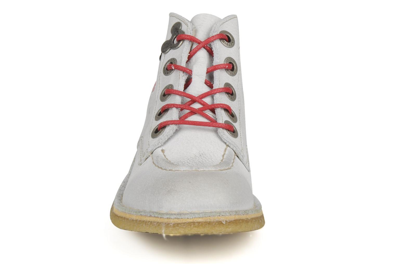 Stiefeletten & Boots Kickers Kick legend mic grau schuhe getragen