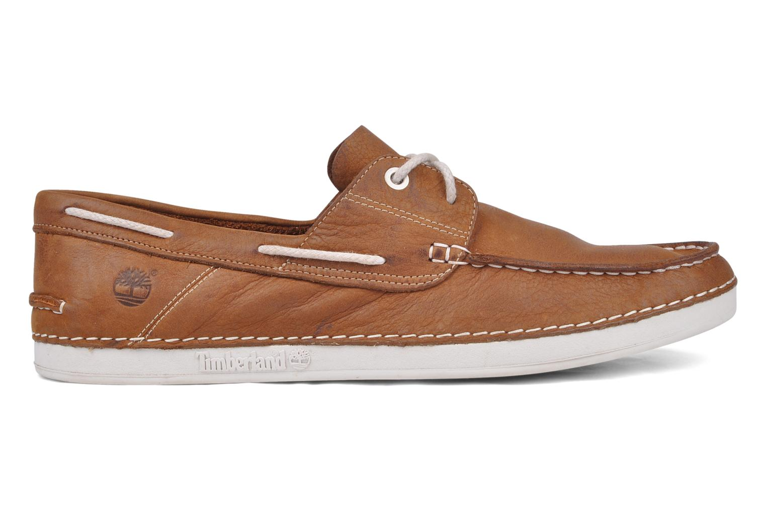 Chaussures à lacets Timberland Earthkeepers 2.0 2 eye boat Marron vue droite